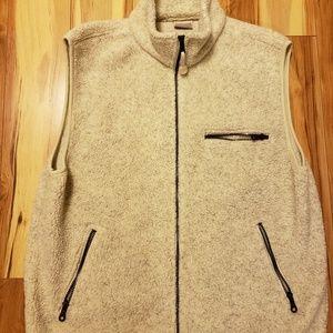 Mens L Fieldmaster fleece vest